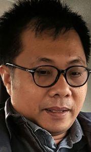 """""""...Kepala Departemen Bidang Peberdayaan MAsyarakat DPP Gerindra, Yakar Hondro..."""""""