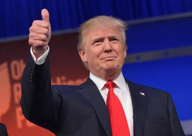 """""""...Presiden Terpilih Amerika Serikat Donald Trump..."""""""