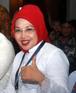 """...Silvyana Murni, Cawagub DKI Jakarta..."""
