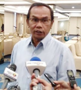 """...Saiful Mujani, Pendiri SMRC..."""
