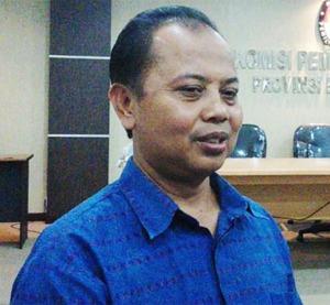 """...Ketua KPU DKI Jakarta Sumarno..."""