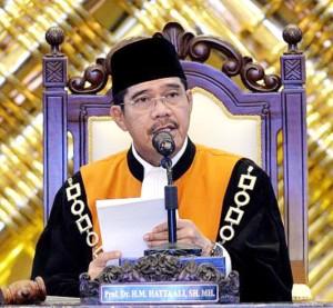 """...Ketua MA Hatta Ali..."""