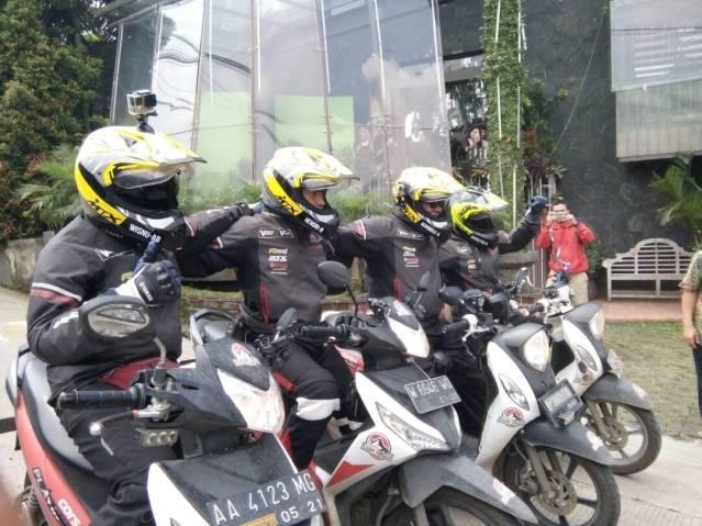 corsa bikers